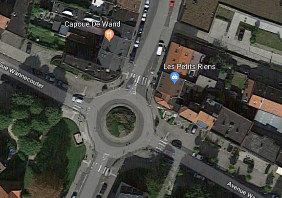 Avis de la commission de concertation. Permis d'urbanisme : rue De Wand 189 en snack